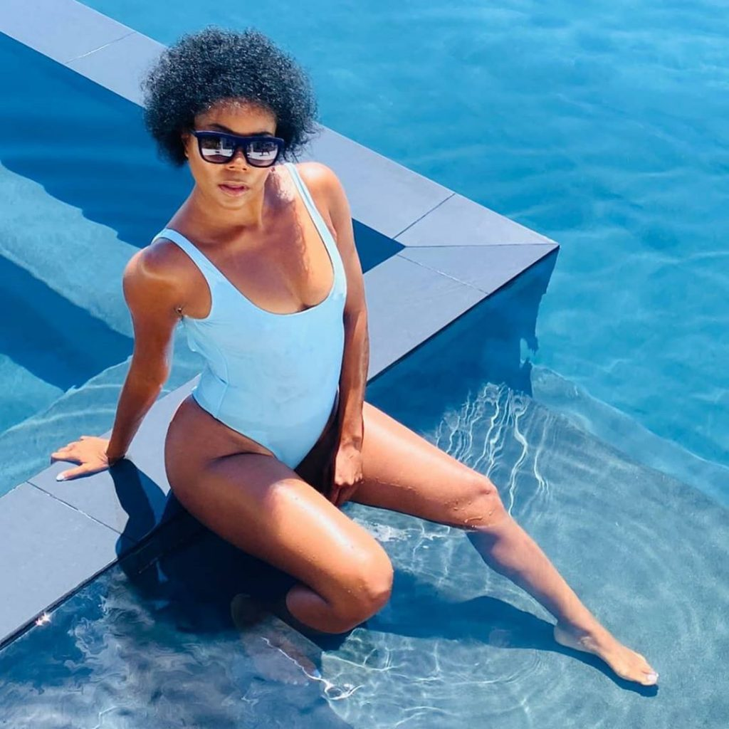 Gabrielle Union is Getting Wet!
