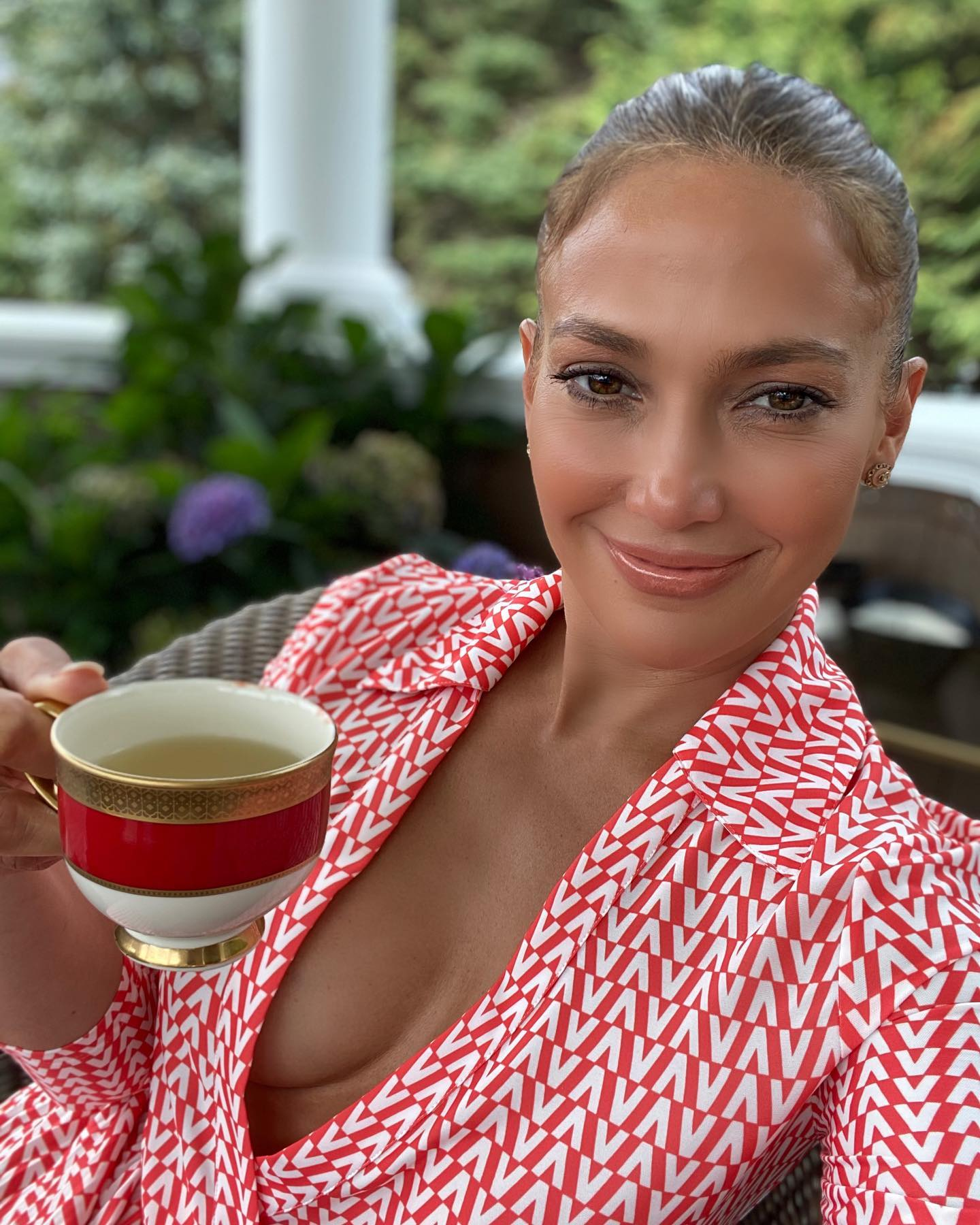 Jennifer Lopez Morning