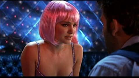 Olivia Jade Pink Wig