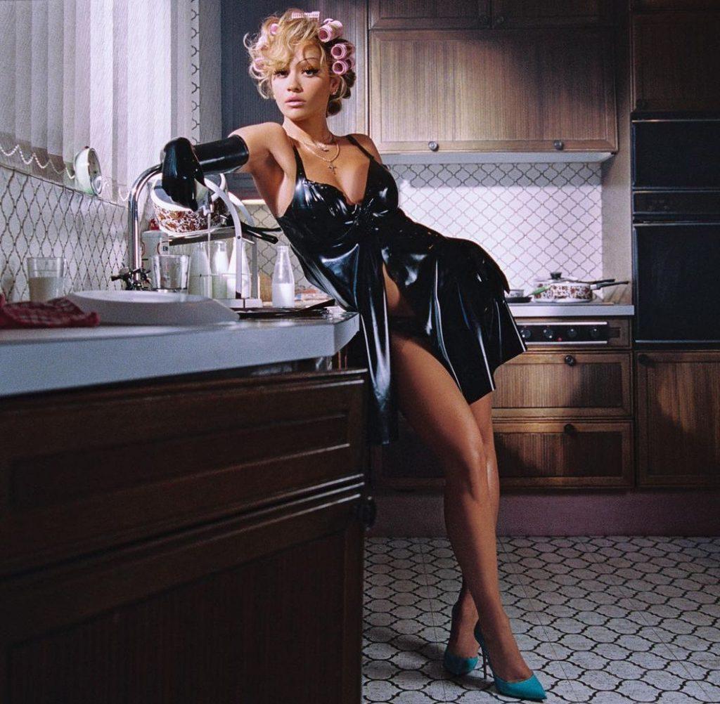 Rita Ora Wants To Get You Drunk!