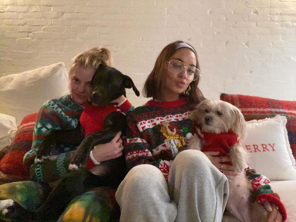 Vanessa Hudgens Ready for the Holidays!