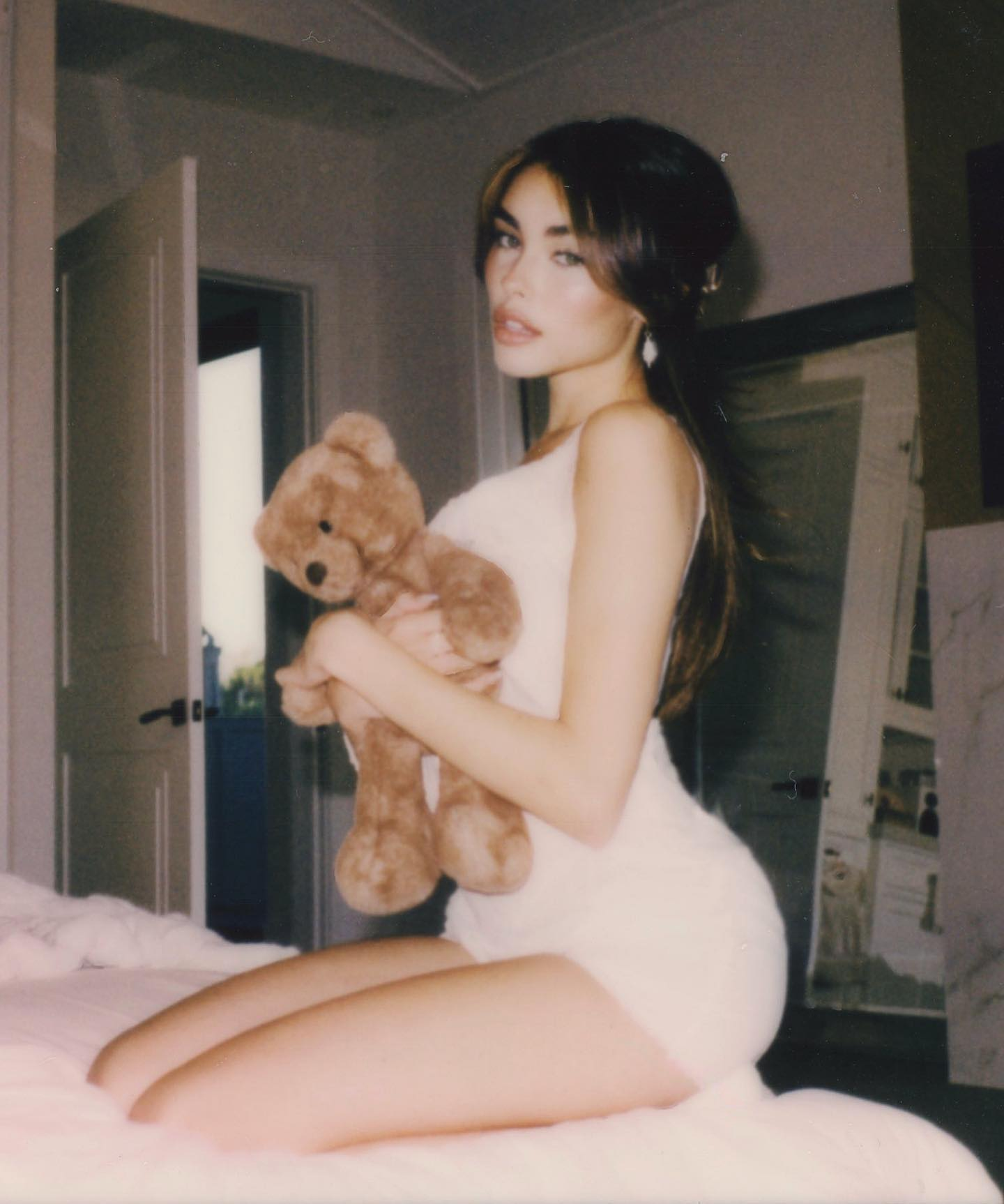 Madison Beer and Her Teddy!.jpg