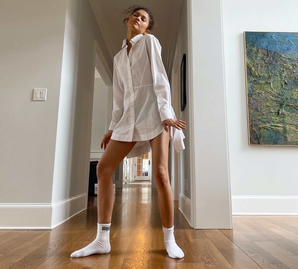 Zendaya's Risky Business!