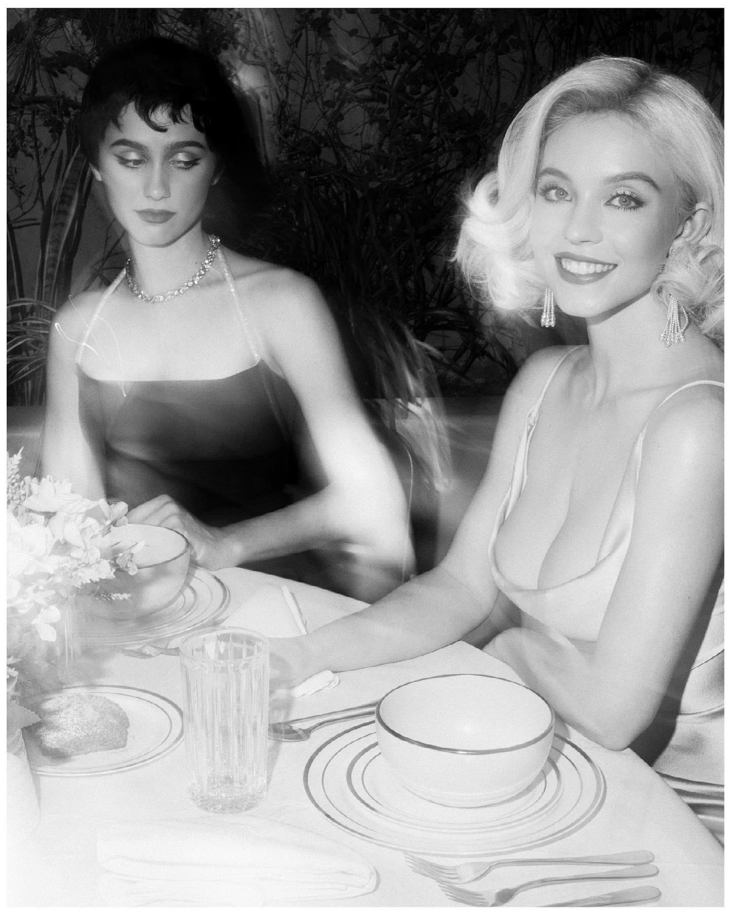 Sydney Sweeney and Maude Apatow Remake An Iconic Photo!.jpg
