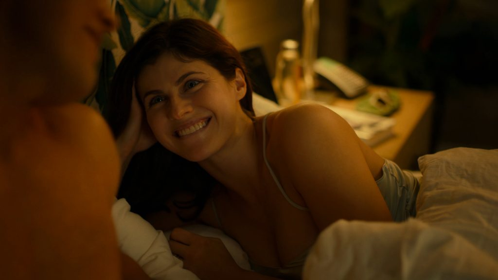 Go to Bed With Alexandra Daddario!