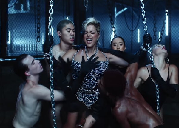 Bebe Rexha is Chained in New Music Video!