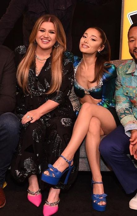 Ariana Grande Steps Into a New Role In a Pair of Platform Heels!.jpg