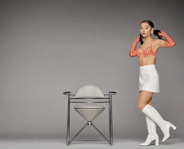 Ariana Grande Gets Into Beauty!