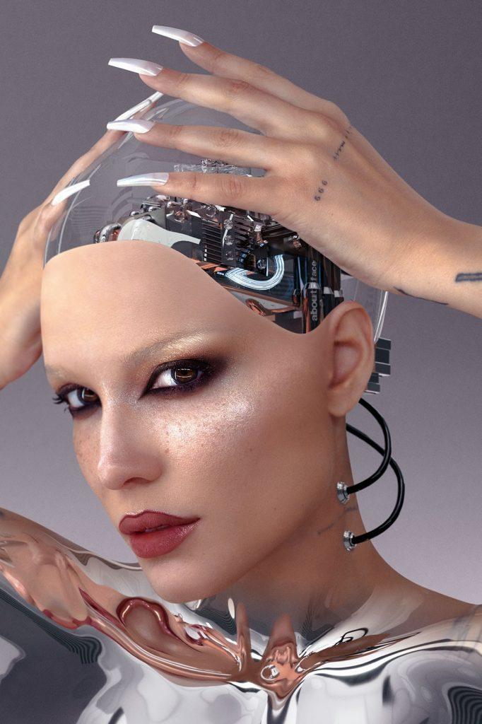 Halsey the Cyborg!