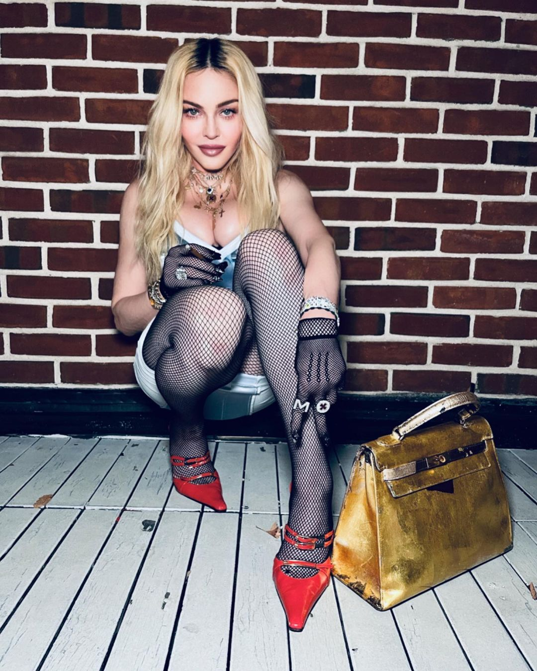 Madonna is Smoking on The Fire Escape!.jpg