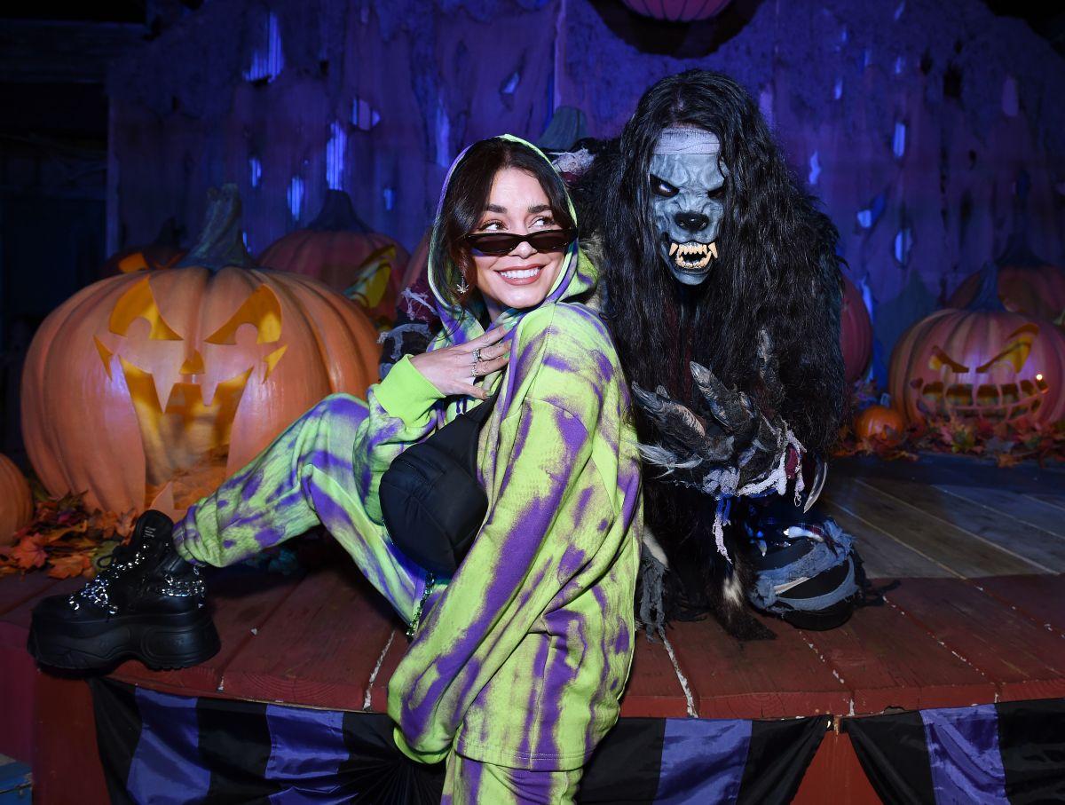 Vanessa Hudgens is Ready for Halloween!.jpg
