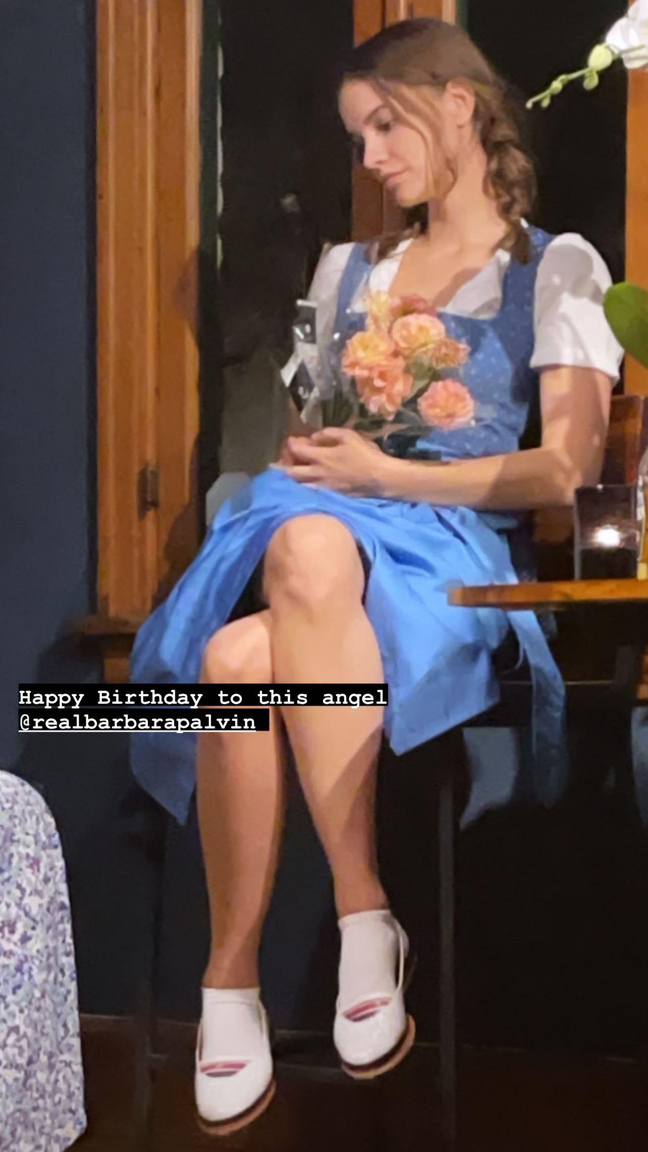 L?anniversaire de Barbara Palvin à l?Oktoberfest! - voir les 0 photos sur news-people.fr !