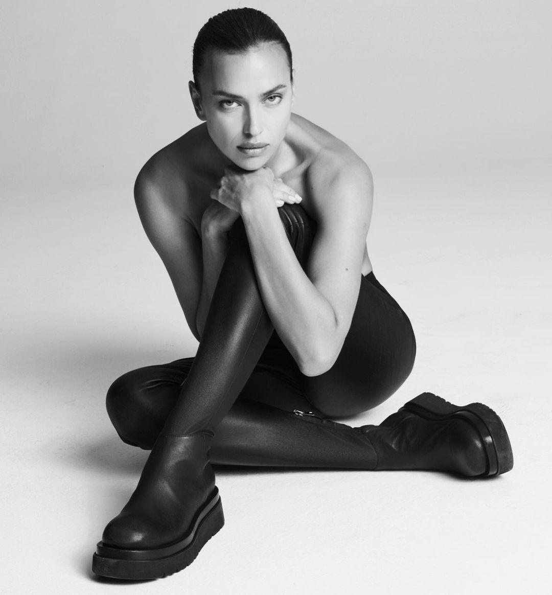 FOTOS ¡Irina Shayk prácticamente inventó botas!