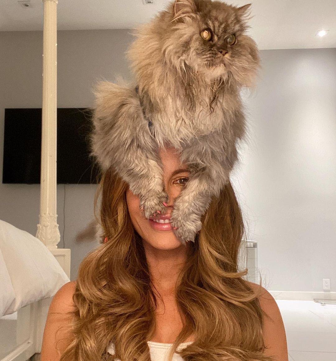 PHOTOS Le nouveau chapeau de Kate Beckinsale est assez épique!